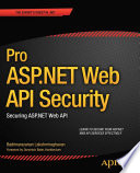 Pro Asp Net Web Api Security