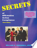 Secrets of Affirmative Action Compliance