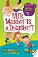 My Weirdest School  8  Mrs  Master Is a Disaster