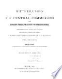 Mittheilungen der Kaiserl