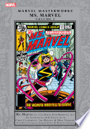 Ms  Marvel Masterworks Vol  2