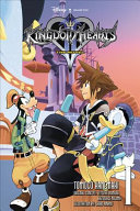 Kingdom Hearts II  The Novel  Vol  1  light novel