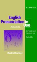 English Pronunciation in Use Advanced 5 Audio CDs