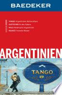 Baedeker Reisef  hrer Argentinien