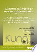 CUADERNOS DE MARKETING Y COMUNICACI  N EMPRESARIAL VOL  I 2014