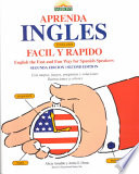 Apprenda Ingles Facil Y Rapido