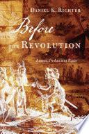 Before the Revolution Book PDF