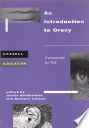Introduction to Oracy