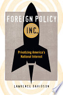 Foreign Policy  Inc