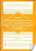Codex Alimentarius : ...