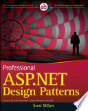 Professional ASP NET Design Patterns