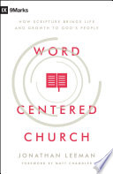 Word Centered Church