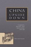 China upside down