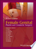 Female Genital Plastic and Cosmetic Surgery
