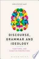 Discourse Grammar And Ideology
