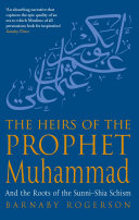 download ebook the heirs of the prophet muhammad pdf epub