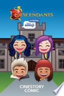 Disney Descendants  As Told by Emoji