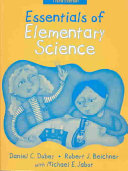 Essentials of elementary science
