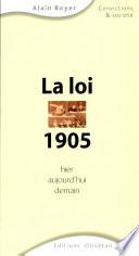 La loi 1905