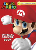 Super Mario Official Sticker Book  Nintendo
