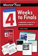 4 Weeks to Finals