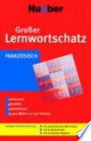 Gro  er Lernwortschatz Franz  sisch