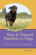 Raw & Natural Nutrition for Dogs