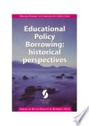 Educational Policy Borrowing