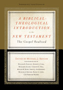 Ebook A Biblical-Theological Introduction to the New Testament Epub Michael J. Kruger Apps Read Mobile