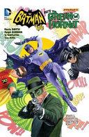 Batman 66 Green Hornet