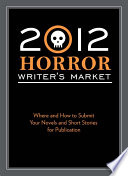2012 Horror Writer's Market