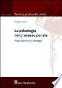 La psicologia nel processo penale