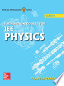 Foundation Course for JEE Physics  Class 9
