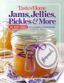 Taste of Home Jams  Jellies  Pickles   More