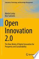 Open Innovation 2 0