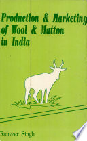 Production   Marketing of Wool   Mutton in India