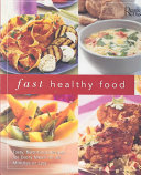 download ebook fast healthy food pdf epub