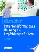 Patienteninformationen Neurologie – Empfehlungen für Ärzte