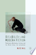 Disability and Modern Fiction