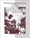 Workbook Lab Manual Vol  1 to accompany   Ap  ntate