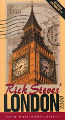 Rick Steves  London 2000