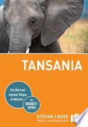 Stefan Loose Reisef  hrer Tansania
