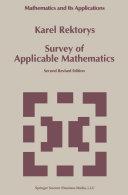 download ebook survey of applicable mathematics pdf epub