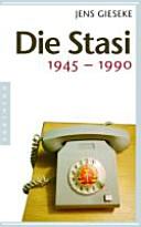 Die Stasi