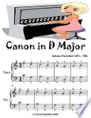 Canon In D Major   Easiest Piano Sheet Music Junior Edition