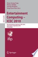 Entertainment Computing - ICEC 2010