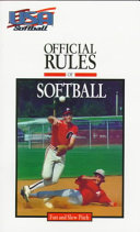 Official Rules Of Softball