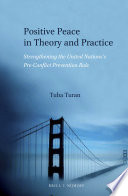 Positive Peace in Theory and Practice
