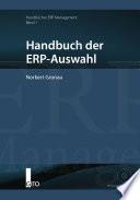 Handbuch der ERP Auswahl