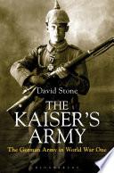 The Kaiser s Army